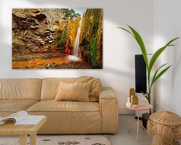 Cascada de Colores van Ralf Lehmann
