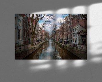 Canals of Amsterdam van Esref Uzel