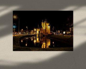 Amsterdamse Poort Haarlem van Esref Uzel