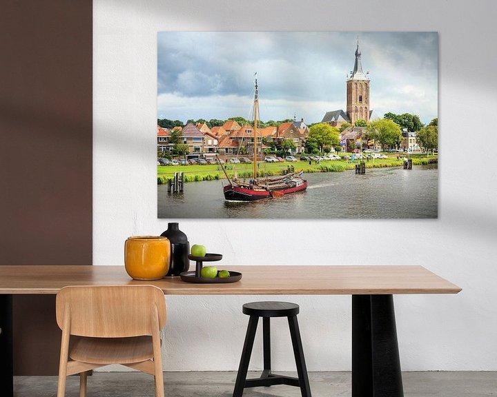 Sfeerimpressie: Hassailt in Hanzestad Hasselt van Karel Pops