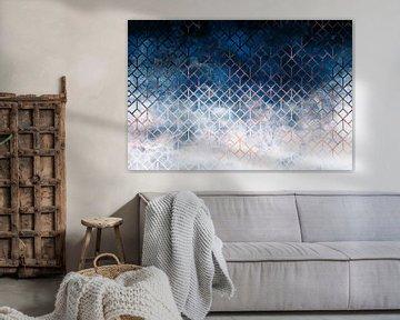 Géométrie XII sur Art Design Works