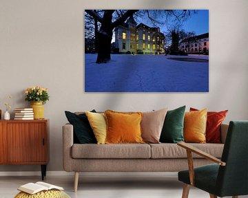 Villa De Oorsprong in het Oorsprongpark in Utrecht (1) van Donker Utrecht