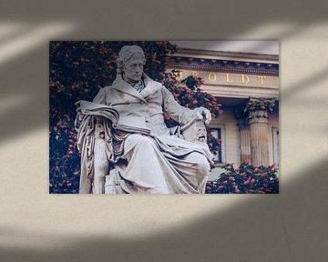 Berlin – Humboldt University / Wilhelm von Humboldt van Alexander Voss