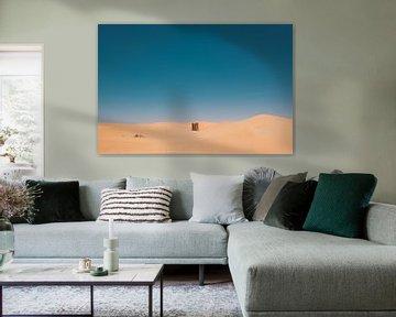 Marokko woestijn 3 von Andy Troy