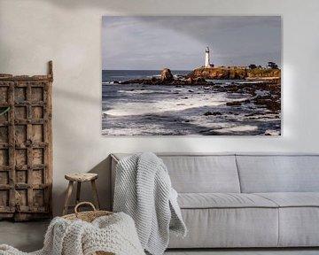 Pigeon point lighthouse van Jasper Verolme