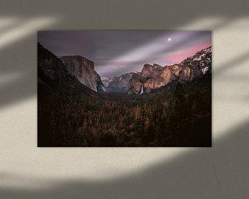 Yosemite National park van Jasper Verolme