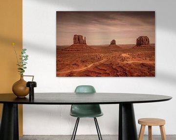 Monument Valley van Jasper Verolme