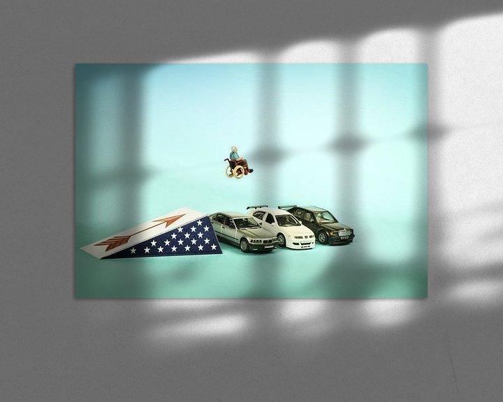 Sfeerimpressie: Evel Knievel's oude dag van Remko Killaars