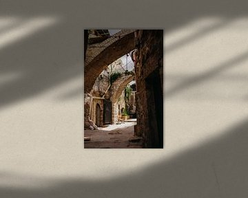 Oude stad Jeruzalem von Lauri Miriam van Bodegraven