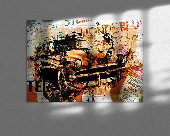 Beispiel: Zombie parking only von PictureWork - Digital artist