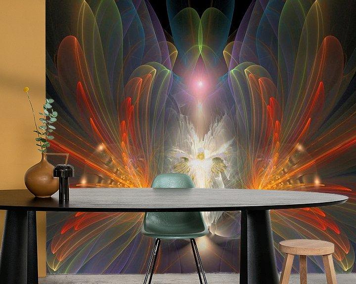 Beispiel fototapete: Engel der Schöpfung von Shirley Hoekstra
