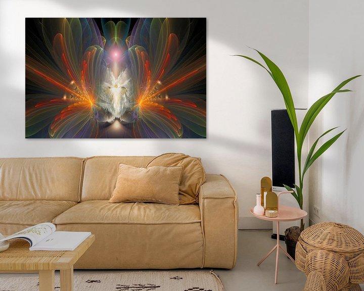 Beispiel: Engel der Schöpfung von Shirley Hoekstra