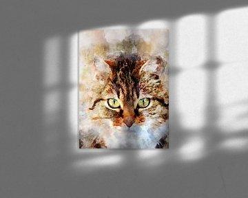 kat van Printed Artings