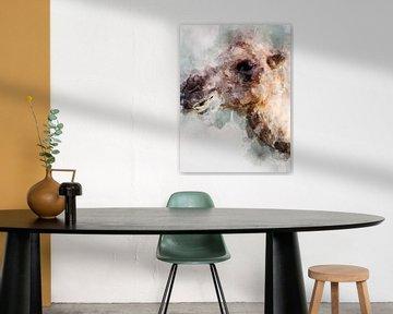 kameel van Printed Artings