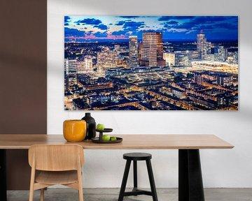 Den Haag Skyline von Claudio Duarte