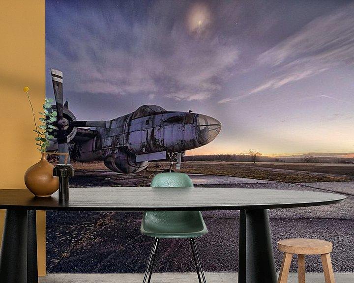 Beispiel fototapete: Mission Topgun von Marius Mergelsberg