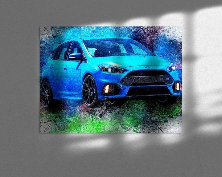 Beispiel: Ford von Printed Artings