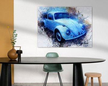Volkswagen von Printed Artings