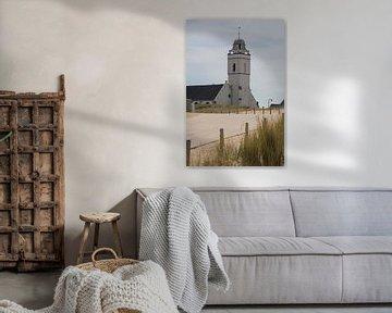 De kerk van Katwijk van Rianne Ouwerkerk