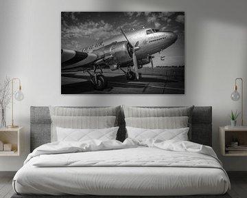 Douglas C-47B van Patrick Vercauteren