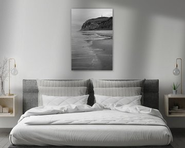 la plage des Escalles - Cap Blanc Nez - France