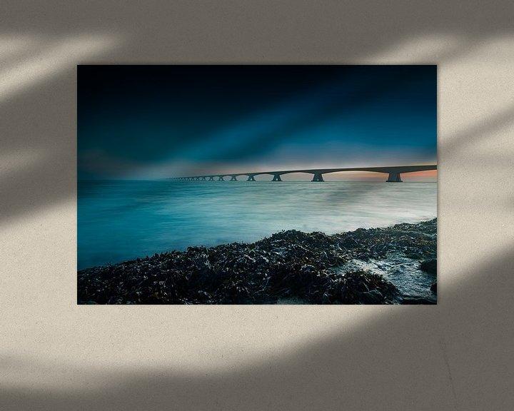 Sfeerimpressie: De Zeelandbrug van Fotografie in Zeeland