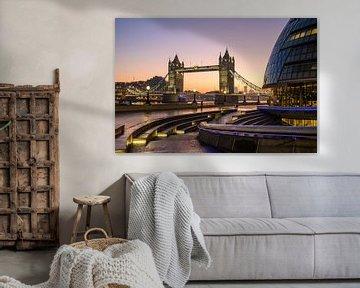 Tower Bridge, London von Lorena Cirstea