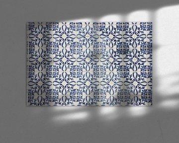 tegels uit portugal van laura van klooster
