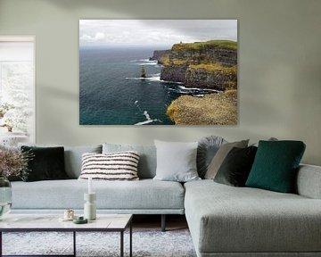 Klippen von Moher, Irland sur Babetts Bildergalerie