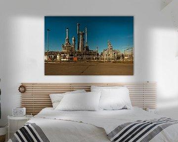 Zware industrie Rotterdam