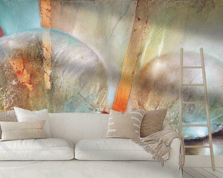 Beispiel fototapete: Lichtspiel von Annette Schmucker
