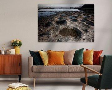 Grote Piet, Veerse meer. van Eddy Westdijk