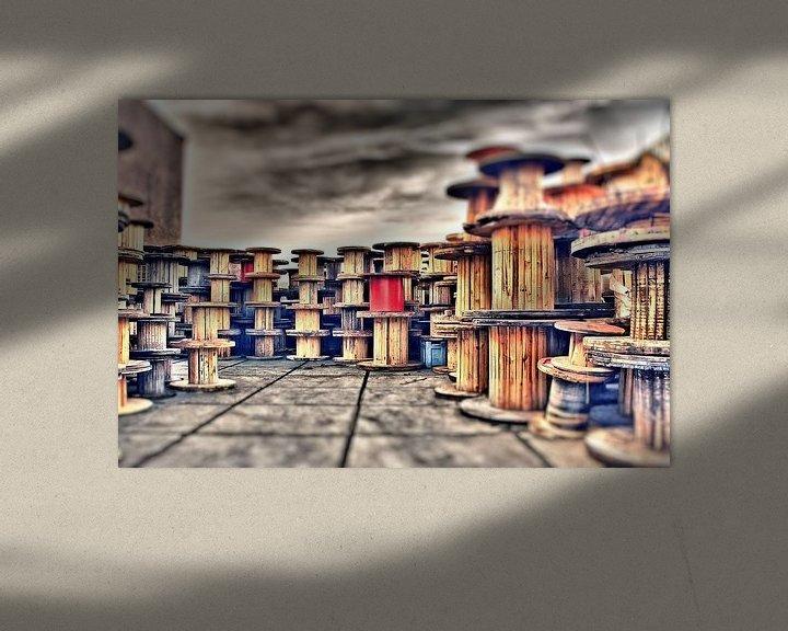 Beispiel: Illusion von Michel Derksen