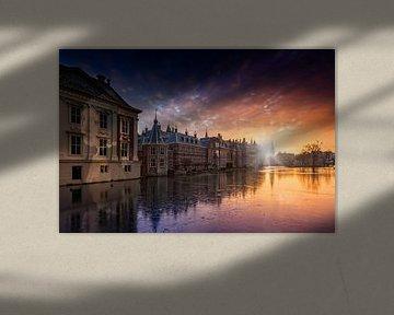 Sonnenuntergang in Den Haag von gaps photography