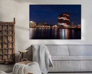 Citylights MAS Antwerpen von Evy De Wit