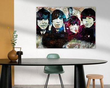 The Beatles von PictureWork - Digital artist
