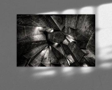 Concrete Ceiling van Roel Boom