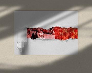 Torn paper von PictureWork - Digital artist