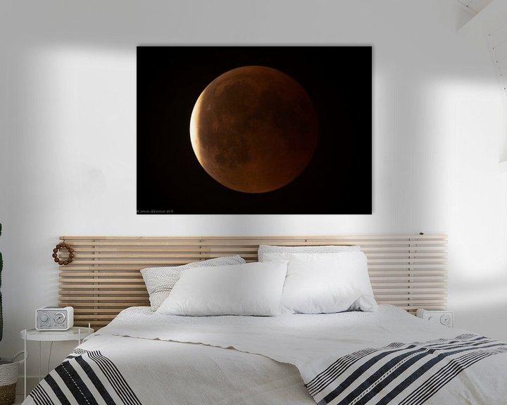Beispiel: De rode maan komt tot een eind von jeroen akkerman