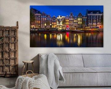 Amsterdam colors von Claudio Duarte