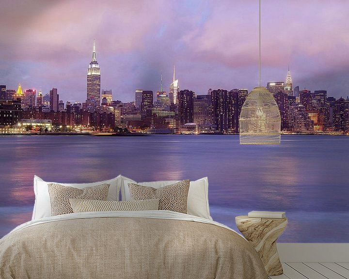 Beispiel fototapete: New York City von Patrick Lohmüller