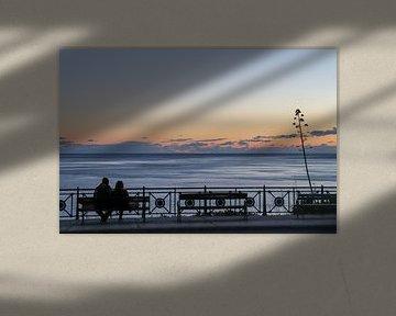 Sunset love van Nina Rotim