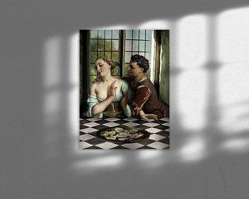 L'aphrodisiaque sur Marja van den Hurk