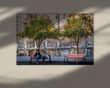 Under the Tree van elwin flik