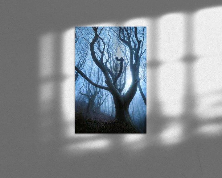 Beispiel: Evil Forest von Daniel Laan
