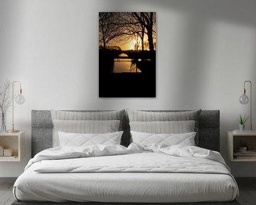 Sunset von Sabrina Geerling