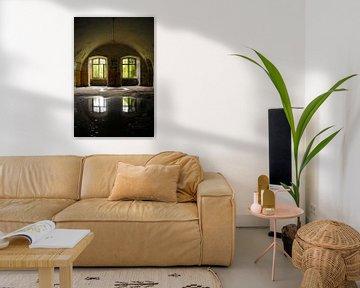 urban fort chartreuse België von Patricia Mallens