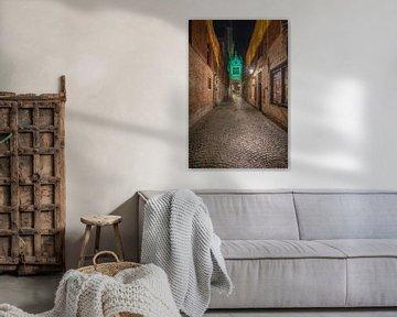 Heerlijk straatje in Brugge van Joeri Van den bremt