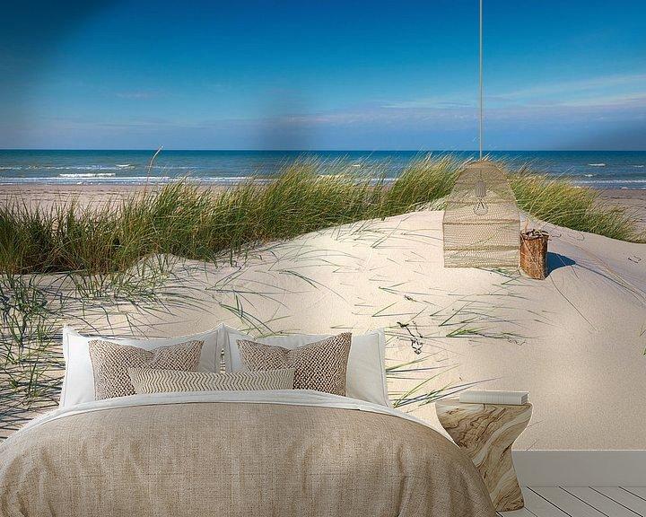 Beispiel fototapete: Ostsee - Düne im Sommerwind von Reiner Würz / RWFotoArt