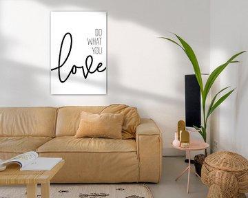 Do what you love van Melanie Viola